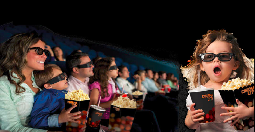 Educatie prin distractie la Cinema City AFI Ploiesti!