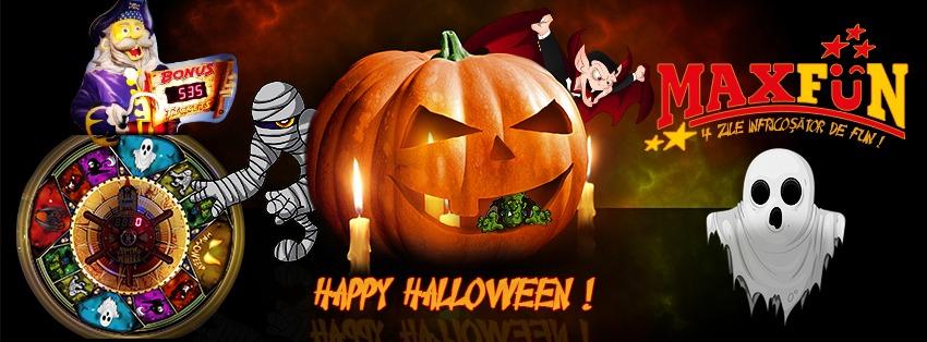Halloween MaxFun