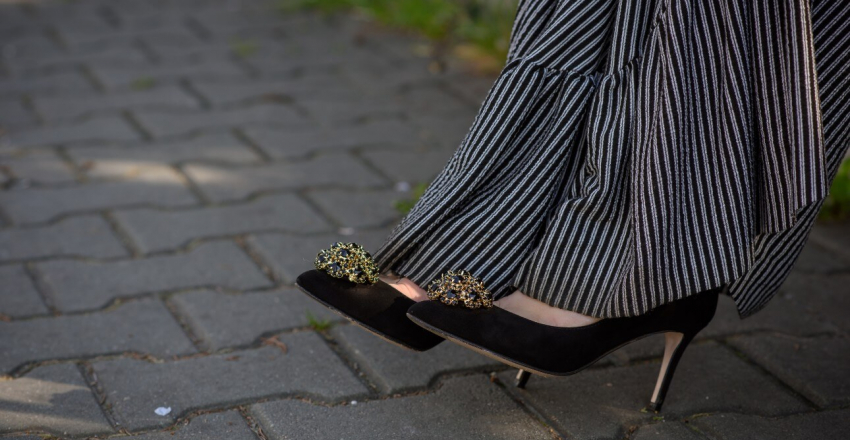 Viata pe picior potrivit. Despre pantofi