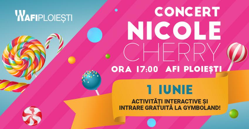 Concert Nicole Cherry