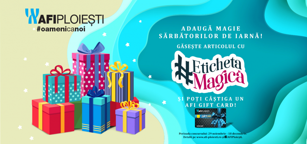 Eticheta Magica