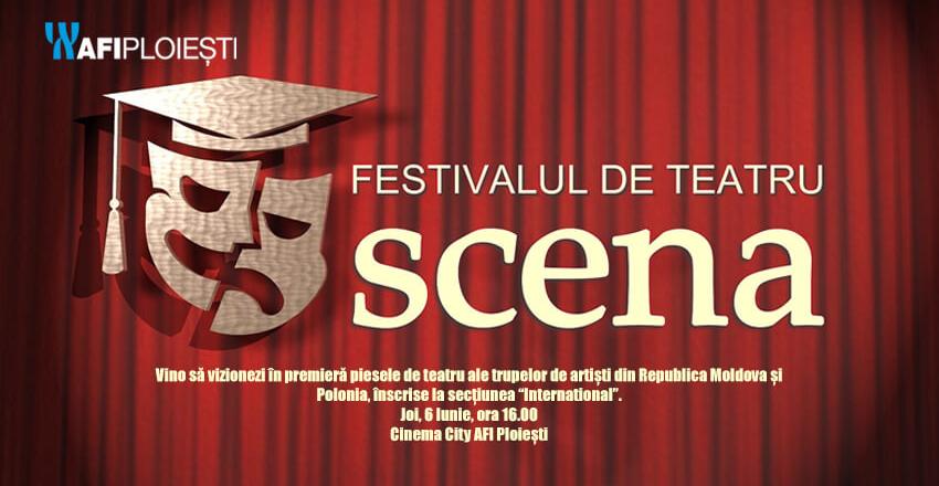 """Festival de teatru """"SCENA"""""""