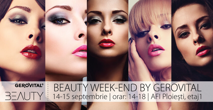 Beauty week-end by Gerovital