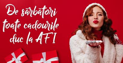 De sarbatori toate cadourile duc la AFI