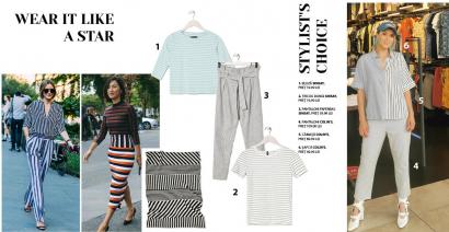 Inspiration alert! Stripes on stripes